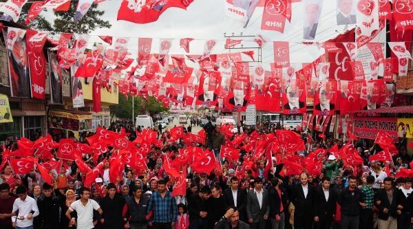 Bahçeli: Sen Önce İmrali Canisi İle Akp Arasındaki İşbirliği Türkiye'yi Nereye Götürecek Onu Açıkla