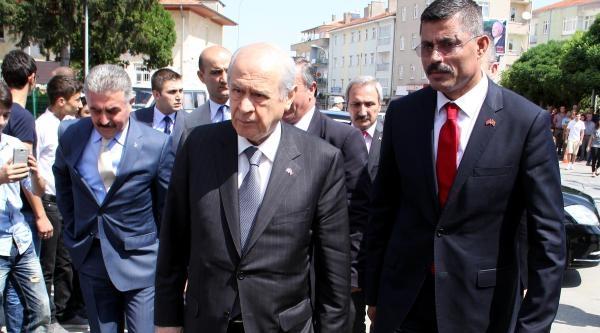 Bahçeli'den Erdoğan'a: 'hasbelkader Başbakan Oldun, Orada Kal' (2)
