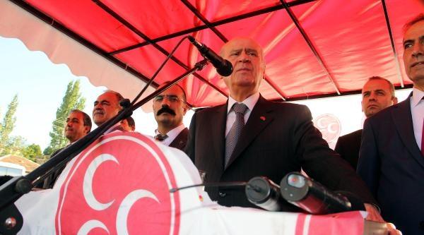 Bahçeli'den Erdoğan'a: Hasbelkader Başbakan Oldun, Orada Kal (3)