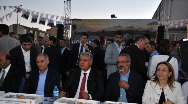 Bakan Ala, Cumhurbaşkanı Adayı Olan Başbakan Erdoğan'a Dua Etti(2)