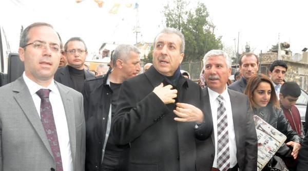Bakan: Amaçları Kürtlere Verilen Demokratik Hakların Geri Alınması