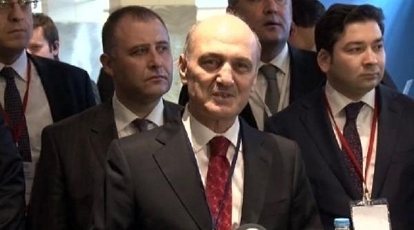 Bakan Bayraktar: (Göktaş'la Tartişmasi) Hem Trabzon Halkindan, Hem De Türkiye Halkindan Özür Diliyorum
