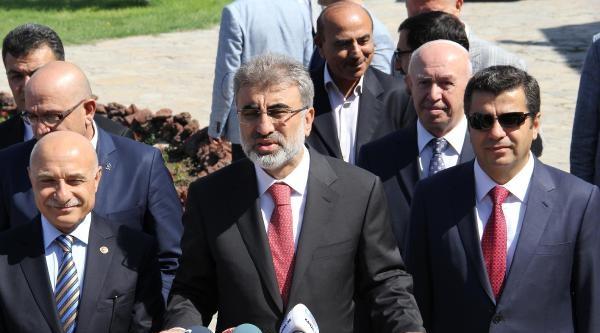 Bakan Bayram Namazını Kayseri'de Kıldı (2)
