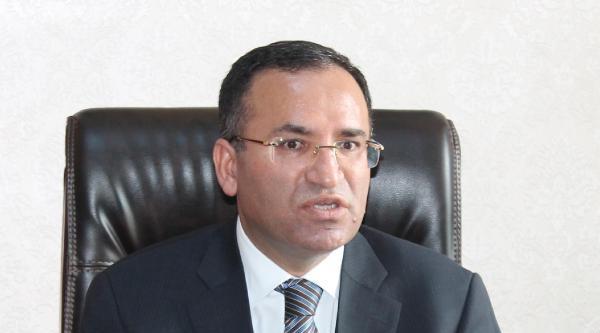 Bakan  Bozdağ: Kaldırılmış Mahkemenin Yargılama Yetkisi Yok