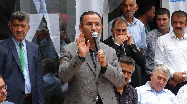 Bakan Bozdağ'dan Savcı Öz'e: Tarafsızlığını Kaybetti  (2)