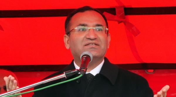 'bakan Bozdağ'dan Tahliye Açıklaması: Yargının Kararı (2)