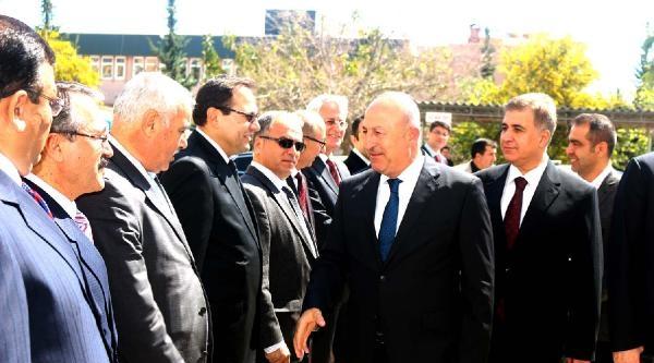 Bakan Çavuşoğlu: Ab Raporu Turizmi Etkilemez