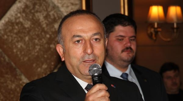 """Bakan Çavuşoğlu, """"ab Sürecinde Gençliğin Hayallerine İhtiyaç Var"""""""