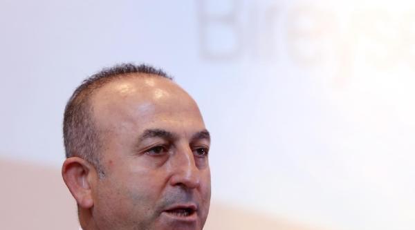 Bakan Çavuşoğlu: Aihm'den 1384 Dosya Geri Geldi