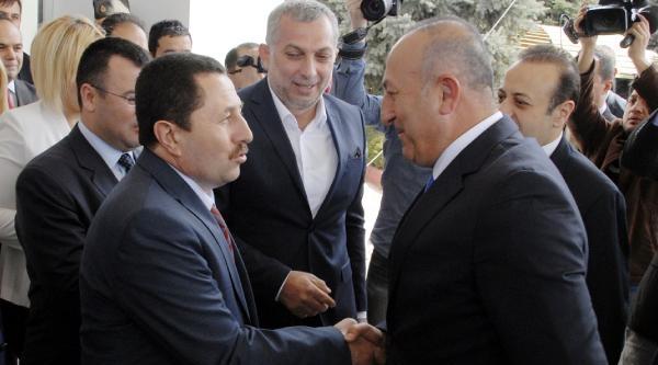 Bakan Çavuşoğlu: Akaydın Yurtdışına Kaçmanın Yollarını Arıyor