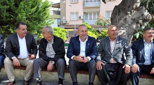 Bakan Çavuşoğlu: Dinleme Vatana İhanettir