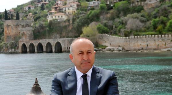 Bakan Çavuşoğlu: Nato'dan Yardım İsteyecek Bir Durum Yok