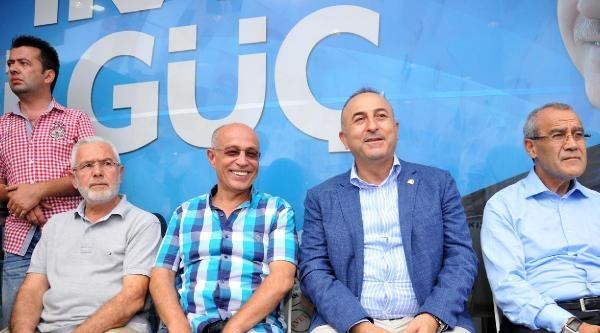 Bakan Çavuşoğlu: Zulme Sessiz Kalan Ülkeler Yüzümüzü Kızartıyor