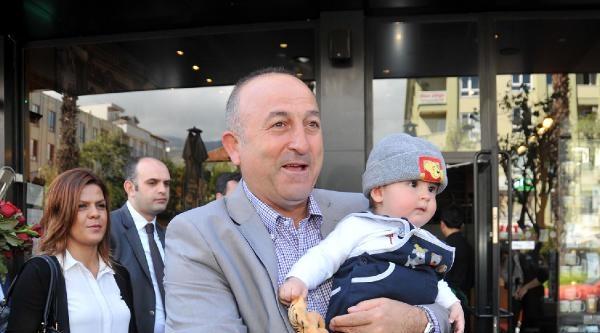 Bakan Çavuşoğlu'ndan Tape Yorumu: Bu İşlerin Çivisi Çikti