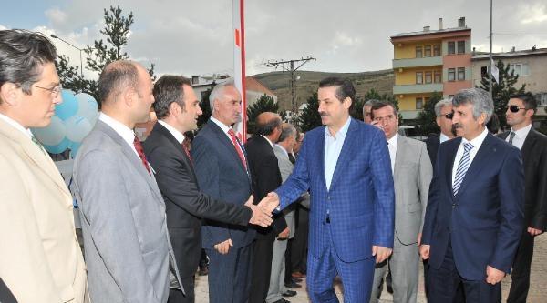 Bakan Çelik: Başbakan'ın Cumhurbaşkanı Olması 77 Milyon İçin Büyük Şans (2)