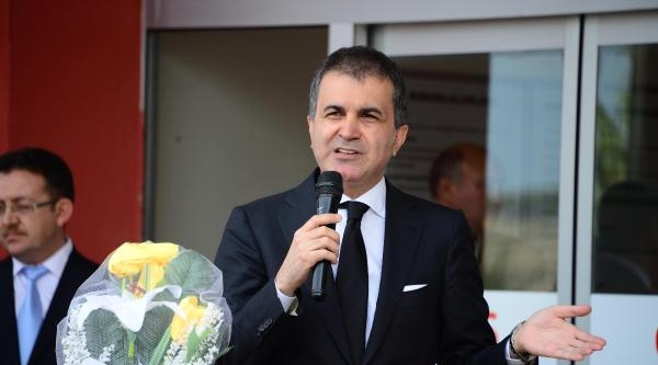 Bakan Çelik: Büyüyen Türkiye'nin Gizli Formülü Milli İradedir