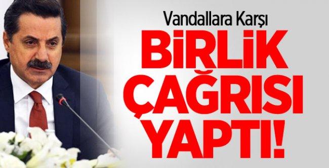Bakan Çelik: Ey Kürt, Ey Türk Kardeşim