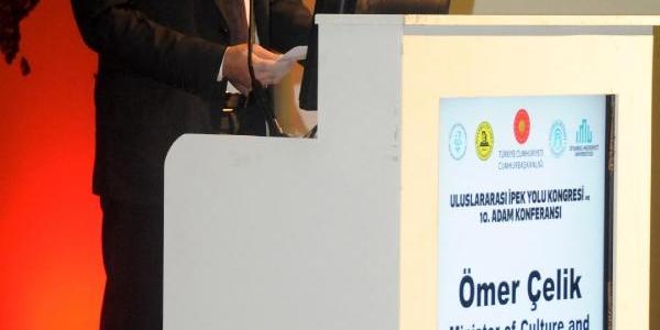 Bakan Çelik: Marmaray, Ipek Yolu'nu Stratejik Eksende Birinci Plana Taşiyacak