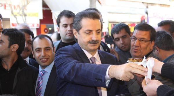 Bakan Çelik, Şanliurfa'da Oda Başkanlarıyla Biraraya Geldi (2)