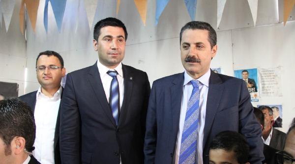 Bakan Çelik, Şanliurfa'da Seçim Çalişmalarinda