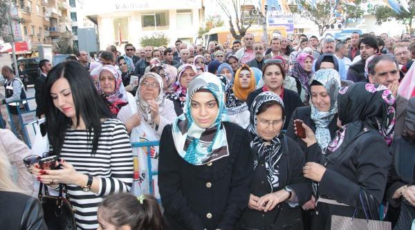 """Bakan Davutoğlu: """"kimse Bizi Dize Getiremez"""""""
