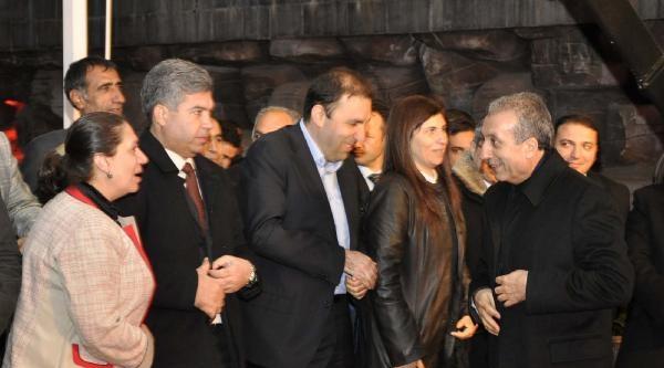 Bakan Davutoğlu Şanliurfa'da (4)