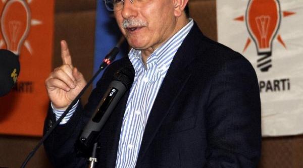 Bakan Davutoğlu Van'da (3)