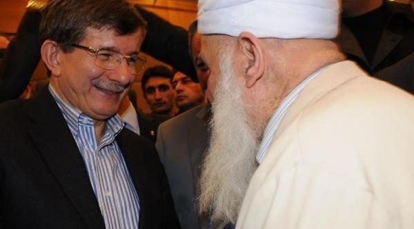Bakan Davutoğlu Van'da (4)