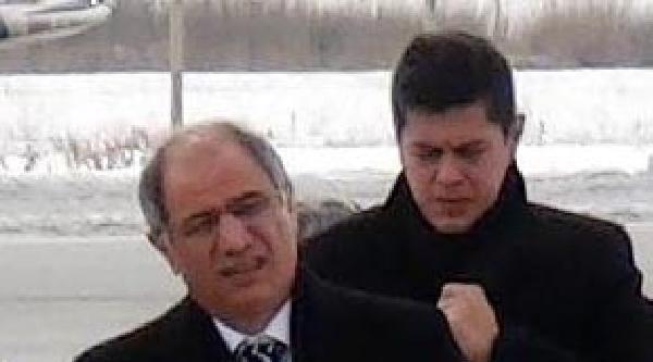 Bakan Efkan Ala, Gaz Kapsülüyle Yaralanan Mehmet'e 'geçmiş Olsun' Dedi