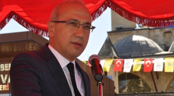 Bakan Elvan: Bizim Sırrımız, Halkla Kenetlenmemiz