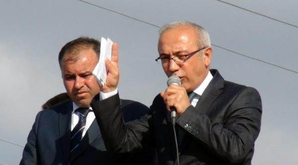 Bakan Elvan: 'depremde Cep Telefonu Çalişmazsa Bakanlığı Arayın' Açıklaması Yapmadım (2)