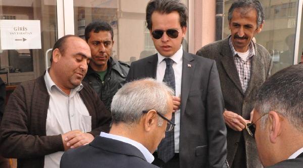 Bakan Elvan, Karaman'da Sorunları Dinledi