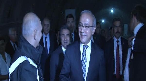 Bakan Elvan: Tib Başkanlığımızın Da Bilgisi Dahilinde Yapılan Çalişmalardir