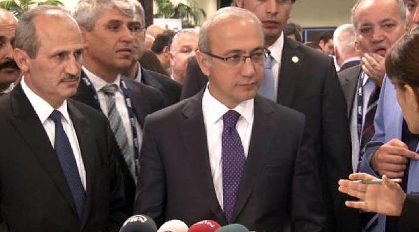 Bakan Elvan: Valiliklerimiz Polis Ve Jandarma Yoluyla Güvenlik Önlemlerini Artırdı