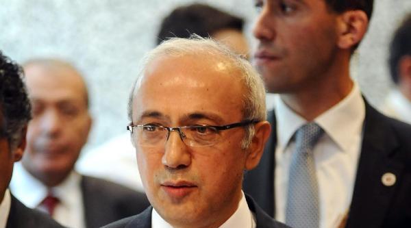 Bakan Elvan: Yurtdışı Yasadışı Dinlemelere İlişkin Gerekli Soruşturma Başlatıldı