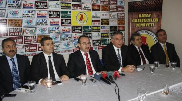 Bakan Ergin: Mgk Belgeleri Eski Türkiye'ye Ait