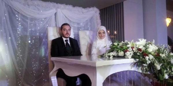 Bakan Ergin'in Oğlu, Ikinci Düğünü Hatay'da Yapti