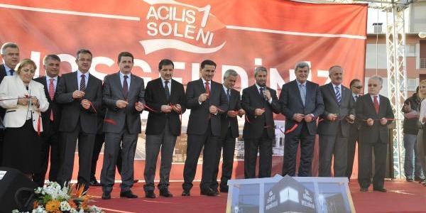 Bakan Ergün: Türkiye'Ye Herkes Gipta Ile Bakiyor