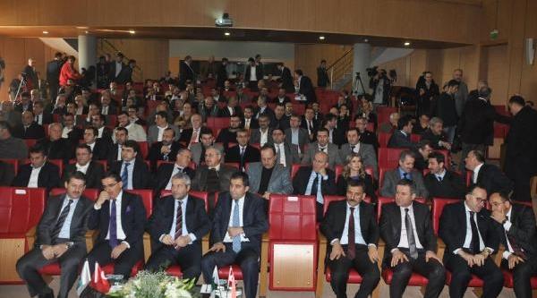 Bakan Ergün; 'ülkenin Geleceğini Tehdit Eden Bir Iş Başgösterirse O Başi Ezeriz'
