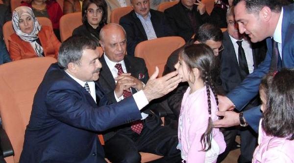 Bakan Eroğlu: 70 Sente Muhtaç Türkiye'den, Destan Yazan Türkiye Konumuna Geldik (2)