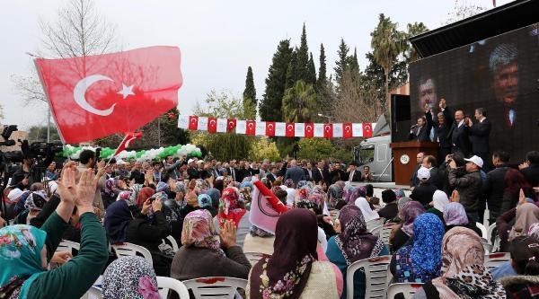 Bakan Eroğlu: Başbakan Evlenmenin Önemini Belirtti (2)