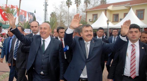 Bakan Eroğlu: Başbakan Evlenmenin Önemini Belirtti (3)