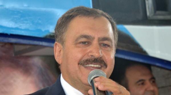 Bakan Eroğlu: Bütün İslam Aleminin Umudu Türkiye