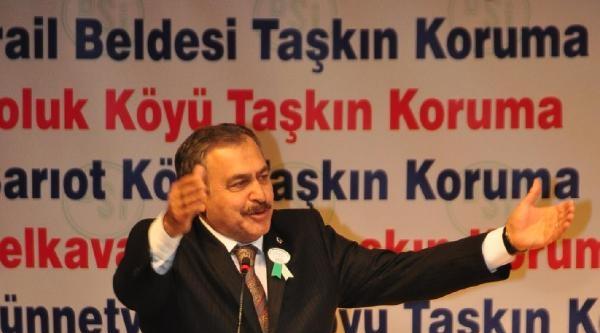 Bakan Eroğlu: Çocuklariniza 'oğlum Büyü Hedefin 2071' Diyeceksiniz