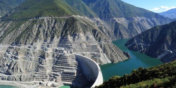 Bakan Eroğlu: Dünyanin 6. En Yüksek Baraji Tam Kapasite Üretime Geçti