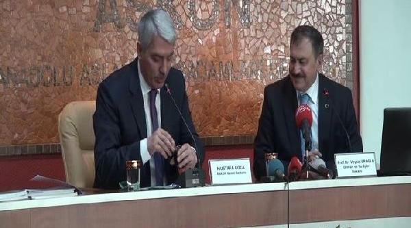 Bakan Eroğlu: İstanbul'da Su Sıkıntısı Olmayacak