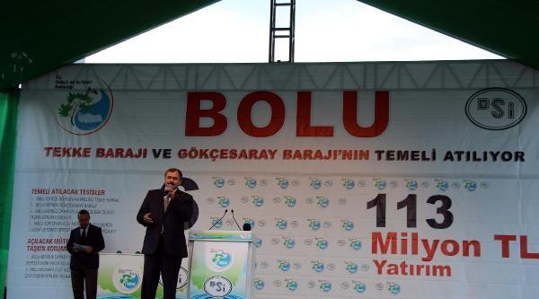 Bakan Eroğlu: İstanbul'da Su Sıkıntısı Olmayacak(2)