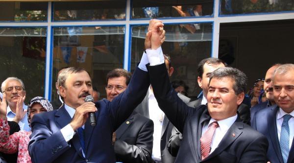 Bakan Eroğlu: İstanbul'u Susuz Bırakmayacağız