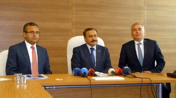 Bakan Eroğlu: İstanbul'u Susuz Bırakmayacağız (2)