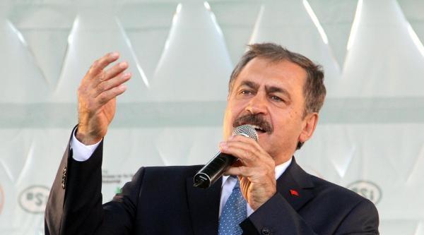 Bakan Eroğlu: İstanbul'un Suyunda Koku Yok (2)